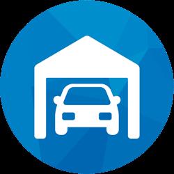čiščenje garažnih površin